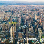 Taiwan Taichung Aerial Drone Video 台中七期 空拍